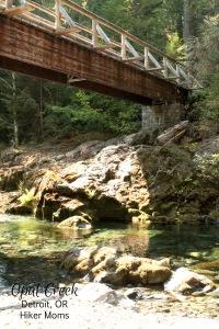 Opal Creek Hiker Moms