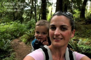Cascade Head Hiker Moms