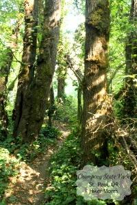Champoeg State Park, Oregon Hiker Moms