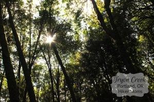 Tryon Creek Hiker Moms