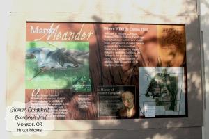 Homer Campbell Memorial Boardwalk Trail, William L. Finley National Wildlife Refuge, Monroe, OR, Hiker Moms