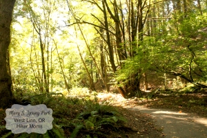 Mary S. Young Park, West Linn, Oregon, Hiker Moms