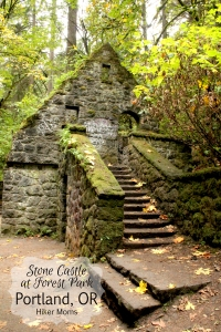 Stone Castle at Forest Park: Hiker Moms