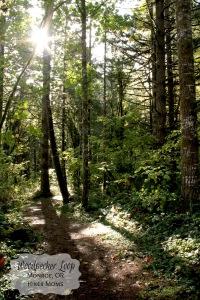 Woodpecker Loop Oregon William L. Finley National Wildlife Refuge. Hiker Moms