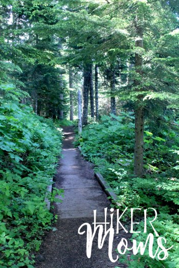 Hiker Moms Hiking Trail Lost Lake Resort Hood River ORegon 12