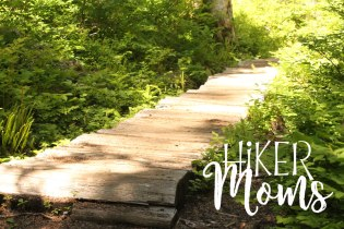 Lost lake trail Hiking Hiker Moms Hood River Oregon 16