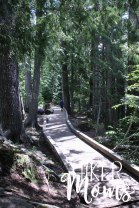 Hiker Moms Hiking Trail Lost Lake Resort Hood River ORegon 4
