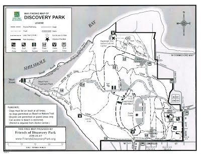 South Beach Trail, Discovery Park, Seattle, WA – Hiker Moms on