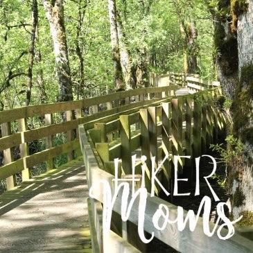 Hiker Moms Ankeny Rail Trail South Salem Oregon Hiking Hike Portland Eugene