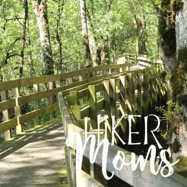 Hiker Moms Ankeny Rail Trail South Salem Oregon Hiking Hike Portland Eugene