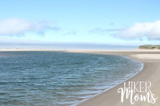 Clay Myers Trail at Whalen Island Park Cloverdale Oregon water Coastal Hikes Beautiful Beach fields for days