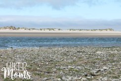 Clay Myers Trail at Whalen Island Park Cloverdale Oregon sand water stone Coastal Hikes Beautiful Beach fields for days