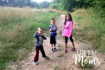 Virginia Lake Sauvie Island Portland Oregon Hiker Moms Hike Oregon Hiking kids trail feature my kids