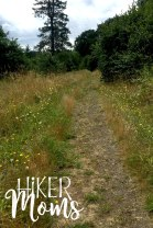 Virginia Lake Sauvie Island Portland Oregon Hiker Moms Hike Oregon Hiking kids trail feature daisies and dandelions