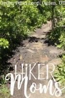 Green Pond Loop Ogden Utah 11 Hiking Hiker Moms