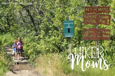 Green Pond Loop Ogden Utah 1 Hiking Hiker Moms