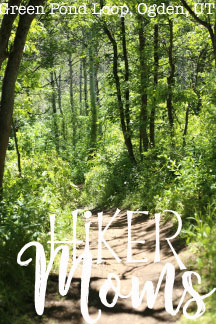 Green Pond Loop Ogden Utah 10 Hiking Hiker Moms