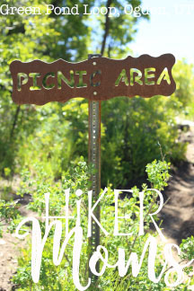 Green Pond Loop Ogden Utah 9 Hiking Hiker Moms
