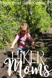 Green Pond Loop Ogden Utah 7 Hiking Hiker Moms