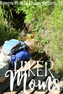 Green Pond Loop Ogden Utah 5 Hiking Hiker Moms