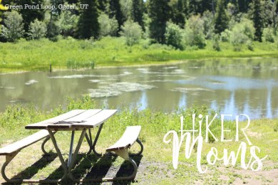 Green Pond Loop Ogden Utah 4 Hiking Hiker Moms