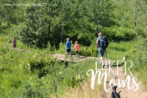 Green Pond Loop Ogden Utah 3Hiking Hiker Moms