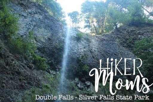 Double Falls, Silver Falls, State Park, Silverton, Oregon, Salem, Hike, HikerMoms,