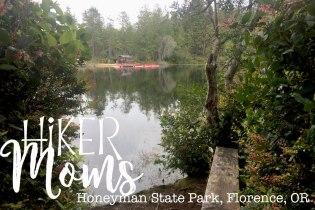Lake around Honeyman State Park, Oregon, State, Park, Boat, Paddle Boards, Hiking, Nature Trail, Sand Dunes
