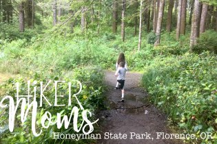 Nature Trail around Lake, Honeyman State Park, Oregon, State, Park, Boat, Paddle Boards, Hiking, Nature Trail, Sand Dunes