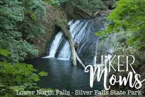 Lower North Falls, Silverton, Oregon, Salem, Silver Falls, Hiking, Hikermoms, Hike