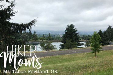 Mt Tabor, Portland, Oregon, Map, Trail, stroller, Park, View, HikerMoms, Hike, HikeOregon