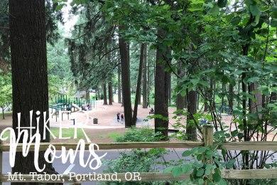 Mt Tabor, Portland, Oregon, Map, Trail, stroller, Park, HikerMoms, Hike, HikeOregon