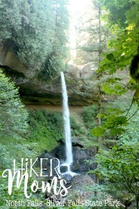 Enjoy, Gorgeous, HikerMoms, huge, under the waterfall, Hike, Oregon, North Falls, Salem, Silverton, Silver Falls, Views, Stream