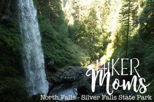 HikerMoms, Hike, Oregon, North Falls, Salem, Silverton, Silver Falls, Views, Stream