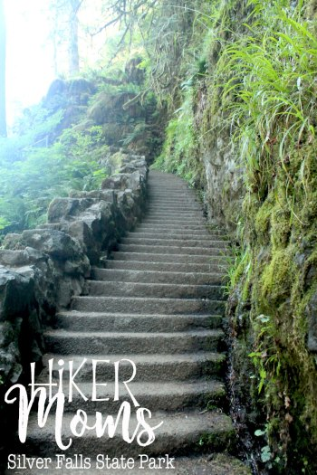 Hiker Moms, Silver Falls, Stairs, Stairway to heaven, Waterfalls, Smooth Path, Tree Roots, State Park, Trail of ten falls, 10, Falls, Oregon, Salem, Silverton, River, Rocks, Beautiful, Hike