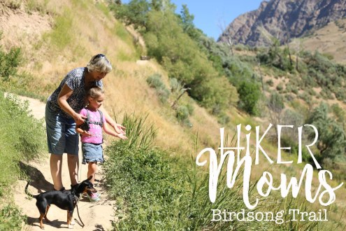 Birdsong, Trail, cute, dogs, grandparents, Ogden, Utah, Hike, Hikermoms, Hiking, with, kids, easy, trail, narrow