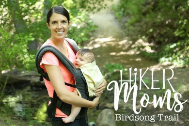 Birdsong, Trail, cute, selfie, grandparents, Ogden, Utah, Hike, Hikermoms, Hiking, with, kids, easy, trail, narrow
