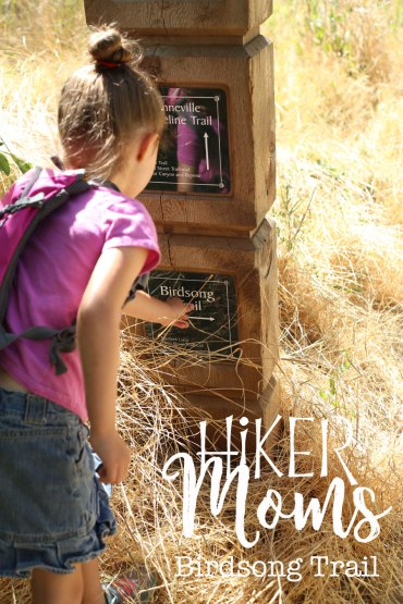 Birdsong, Trail, cute, sign, grandparents, Ogden, Utah, Hike, Hikermoms, Hiking, with, kids, easy, trail, narrow