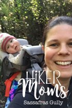 Sassafras Gully, HIkerMoms, Springwood, Selfie, Australia, New South Wales, Hike, Moms, Kids, Babywearing, Map